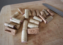 diy wine cork picture frame - Wine Cork Picture Frame