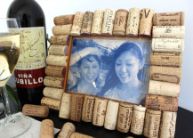 Cork Pic Frame DIY Tutorial