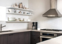 Cream and white kitchen collection