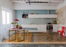 Creative-kitchen-island-idea-for-the-modern-eclectic-kitchen-217x155