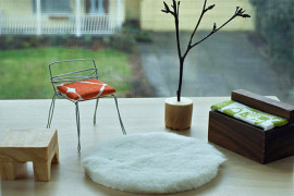DIY dollhouse furniture