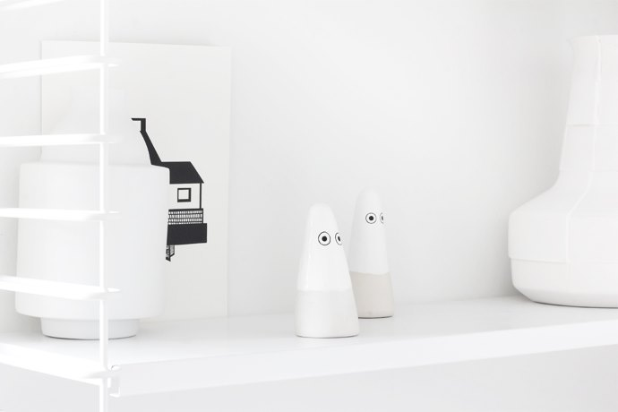 DIY ghost figure from MyDubio