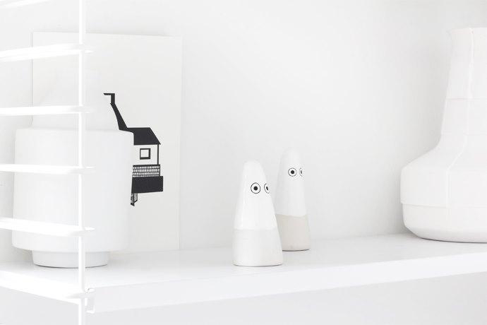 DIY ghost figure from MyDubio