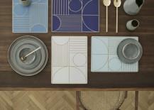 Dinner mats from ferm LIVING