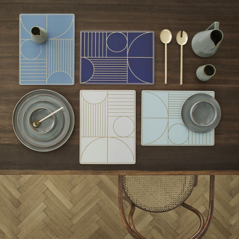 Dinner mats from ferm LIVING