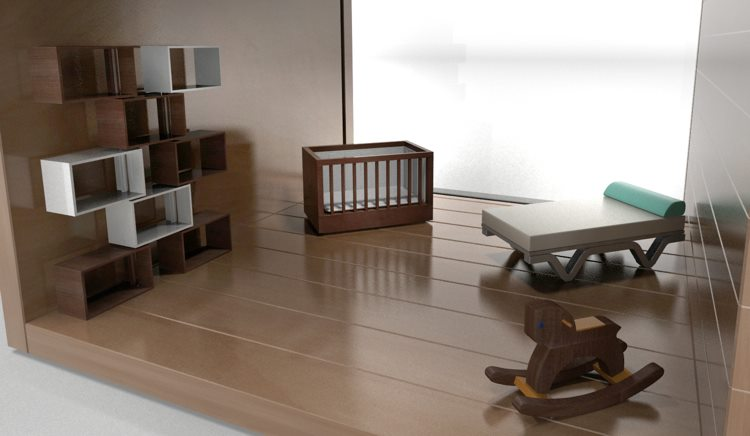 Design In Miniature Modern Dollhouse Furniture Ideas