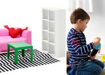 Dollhouse furniture from IKEA