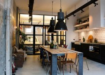 Eclectic-kitchen-with-a-strong-industrial-influence-217x155