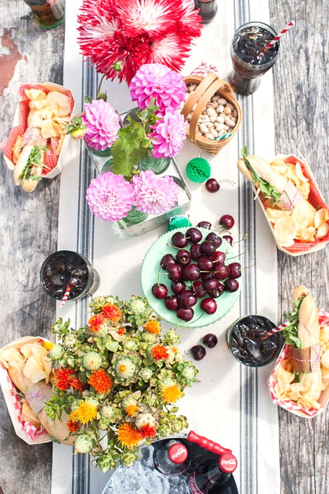 Fall picnic from Oh Happy Day