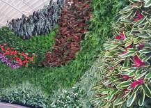 florafelt vertical garden wall