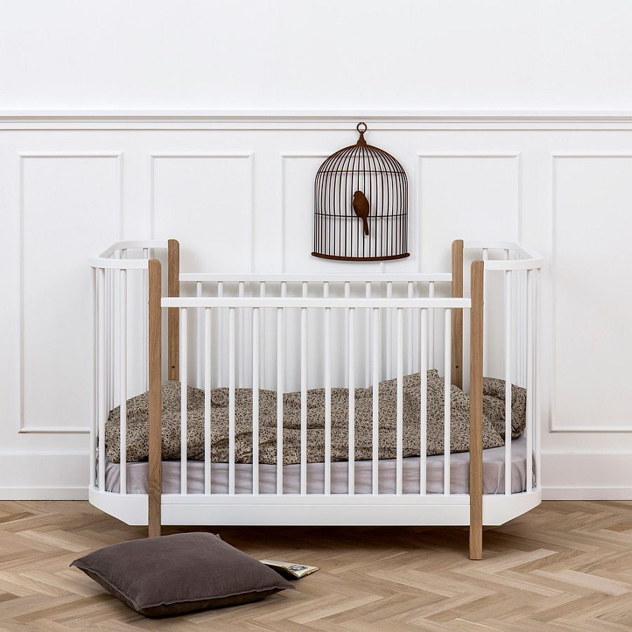 Furniture ideas for the Scandinavian nursery [From: Cuckooland]