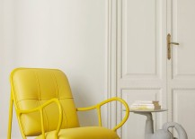 Gardenias side chair and Monkey side table by Jaime Hayon