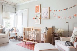Comfy Sophistication: 25 Gorgeous Scandinavian-Style Nursery Ideas