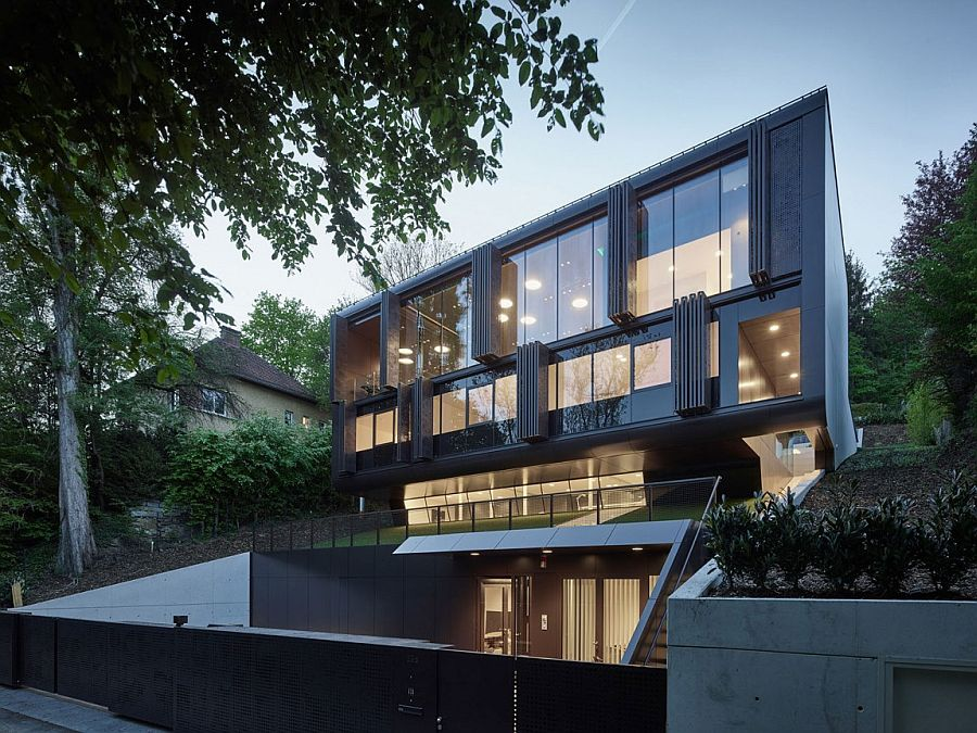 Gorgeous Contemporary House GT by Archinauten in Austria