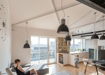 Gray-industrial-lighting-adds-to-the-appeal-of-the-living-zone-217x155