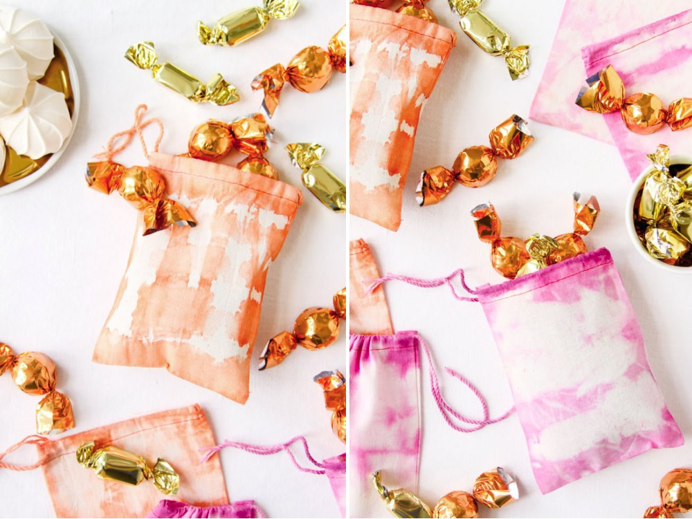 Halloween candy bags from Paper & Stitch
