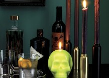 Halloween decor from CB2