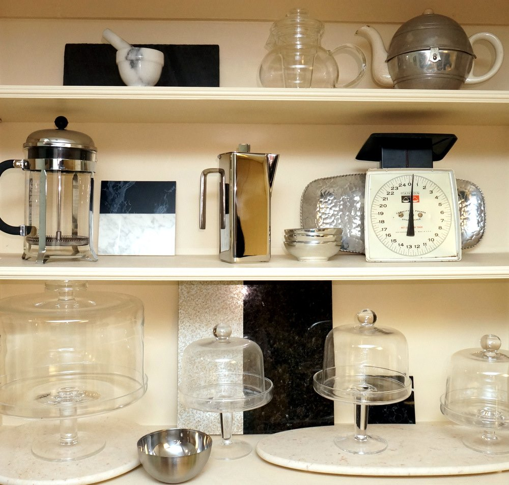 Kitchen shelving collections