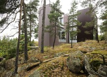 Landscape around Villa Altona