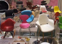 Miniature Eames chairs from Alibaba