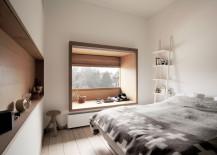 Mjölk House bedroom by Studio Junction