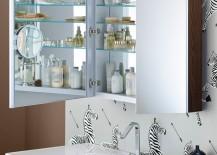 Modern medicine cabinet from Kohler