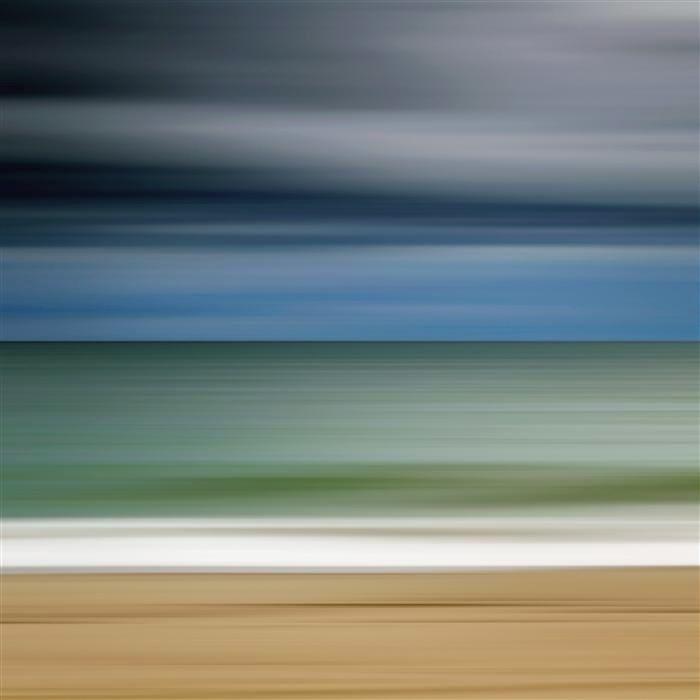 Ocean Storm artwork by Katherine Gendreau