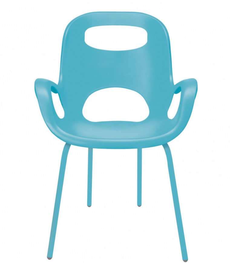 Oh Chair in Surf Blue