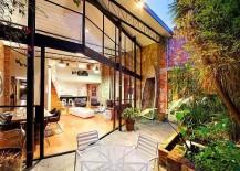 Beautiful Brick Walls: Warehouse Conversion in Fitzroy Conceals ...