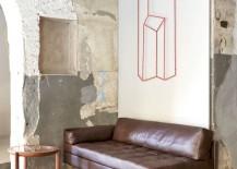 Righthand Asymmetric Small Sofa