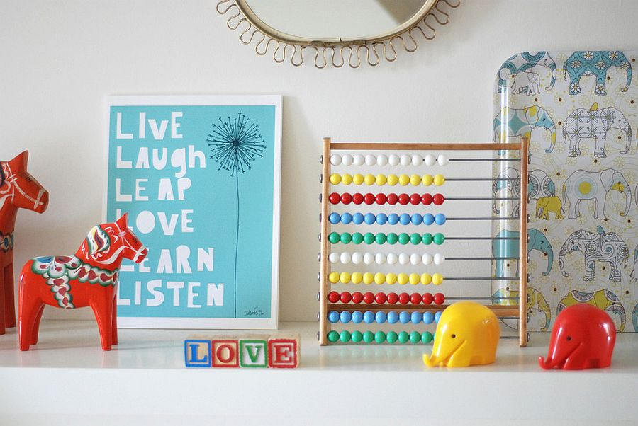 Scandinavian kids' room decor ideas [From: Ninainvorm]