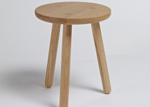 Side Table One in oak