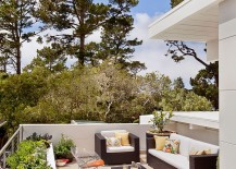 Small-patio-with-trendy-outdoor-decor-217x155