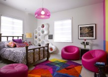 Teen-girls-bedroom-filled-with-purple-brilliance-217x155