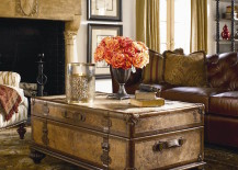 See How Great A Trunk Can Look When You Incorporate It Into Your Living  Room Decor!