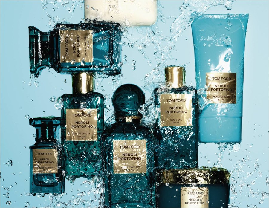 The Neroli Portofino collection by Tom Ford