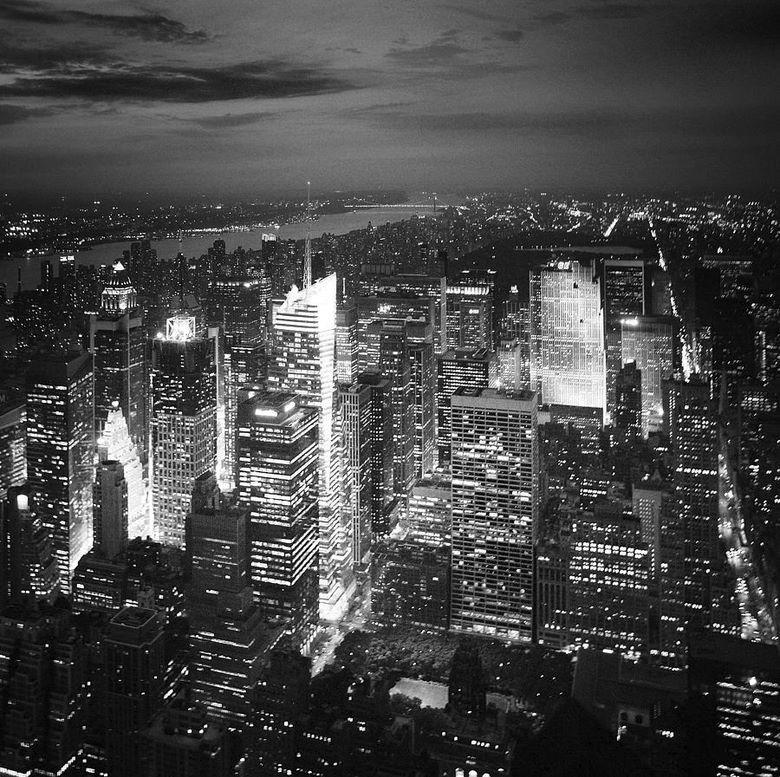 Times Square photo by Nina Papiorek, available through FineArtAmerica