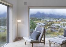 Vega Cottage living space