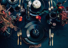 Exceptionnel Here Are 20 Fabulous Table Setting Ideas That Will Get You Into The  Halloween Spirit.