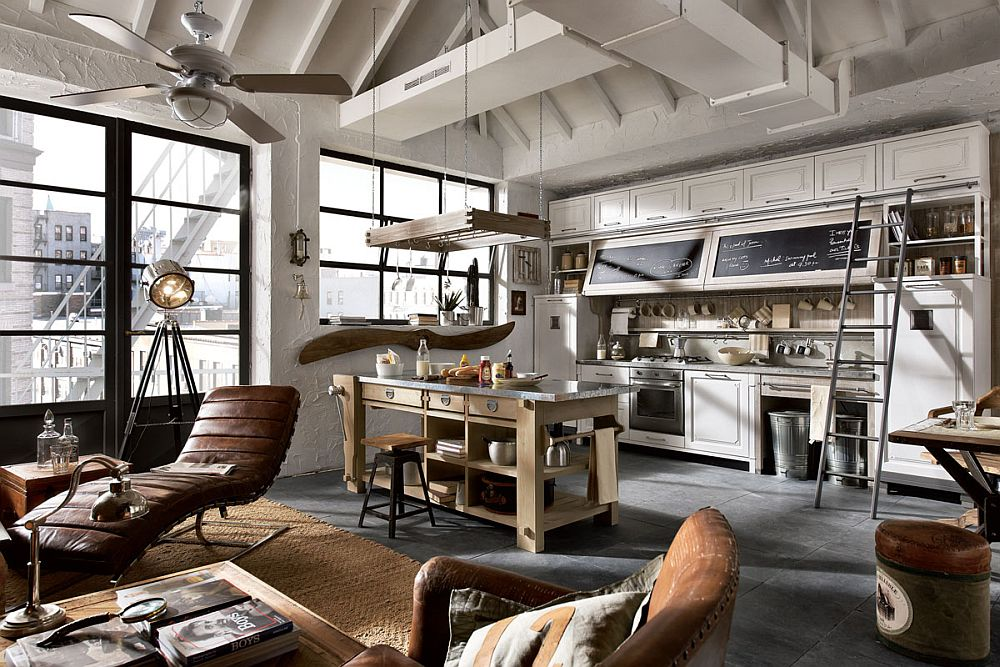 Vintage family kitchen from Marchi