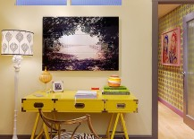 Vintage-home-office-desk-in-yellow-217x155