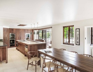 Refined Makeover: 1930s Surrey Home Gets a Breezy, Modern Overhaul