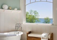Wicker-bench-and-cusion-beneath-window-in-white-bathroom-217x155