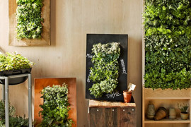Williams Sonoma Freestanding Vertical Garden