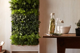 Williams Sonoma Freestanding Vertical Garden for Herbs