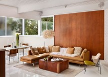 Wooden-wall-adds-texture-to-midcentury-living-room-217x155