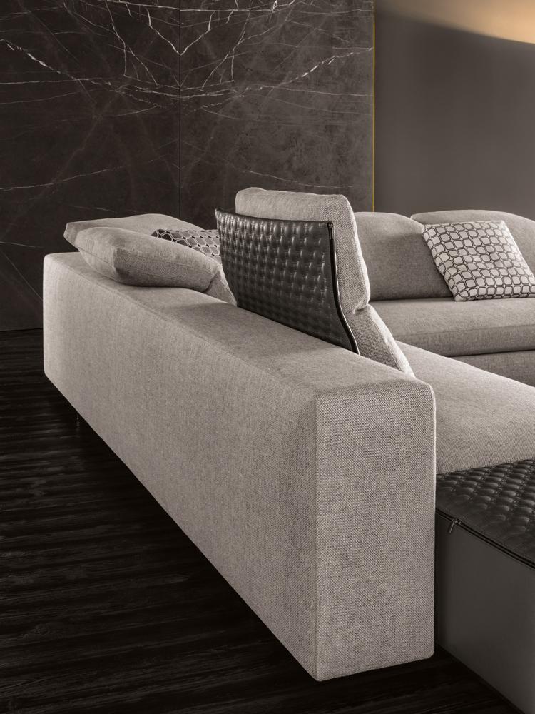 Yang sofa system detail