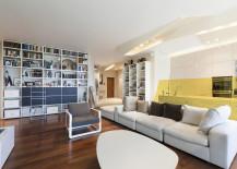 za bor Nezhinskaya Apartment living space
