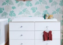 6-drawer dresser by Oeuf