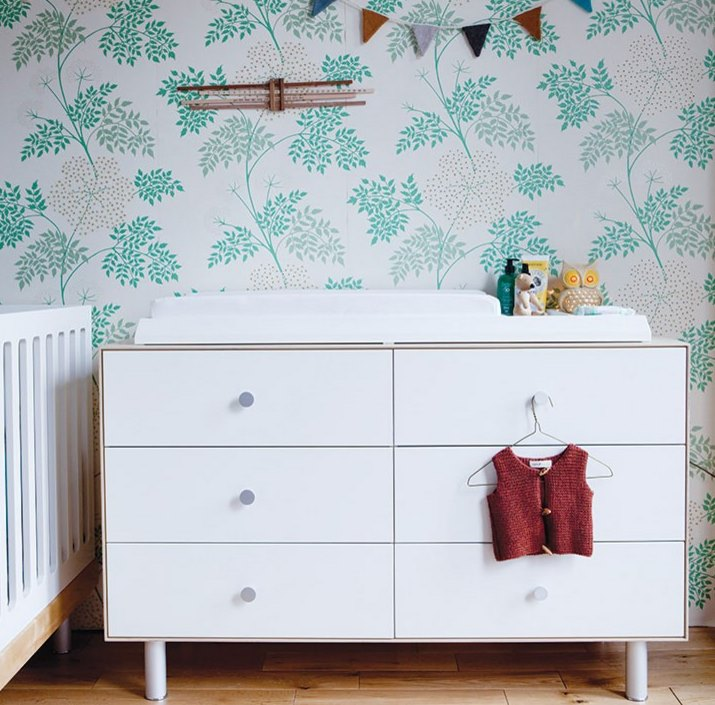 6-drawer dresser by Oeuf